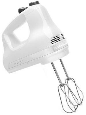 kitchen aid 5speed hand mixer - 7