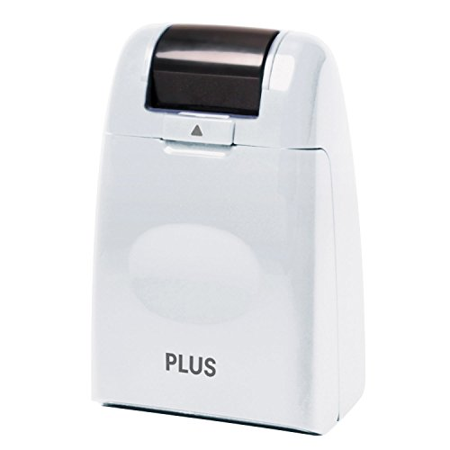 Guard Your Id Roller Stamp, White