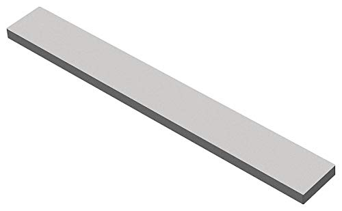 C2 Micrograin Carbide Tool Blank, STB Series, 3/16'' Thick, 6'' Length x 3/4'' Width by Micro 100 Tools