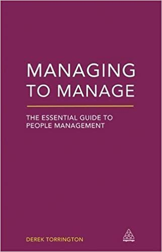 How to manage other people Management for Pros