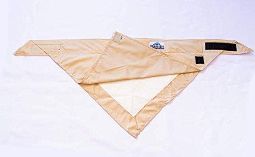 Air Bandit Filtered Bandana - Khaki by AIR BANDIT