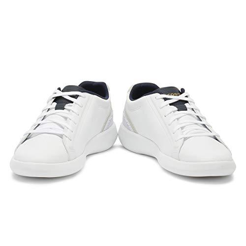 Uomo Bianca Avantor 318 Sneaker Bianco 3 Lacoste ZRgdpxR