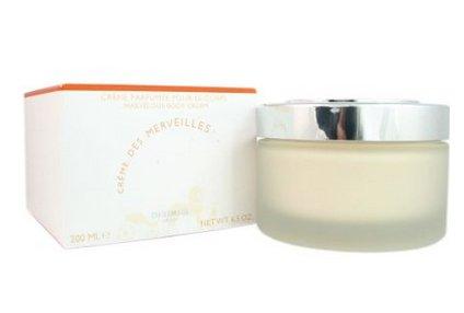 Hermes Eau Des Merveilles Marvelous Body Cream for Women, 6.5 Ounce - Hermes Body Cream