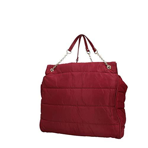 W Borsa 14x36x36 Set Twin L Donna Aa8pfd x Bordeaux x Tote H cm Rosso wWU0R