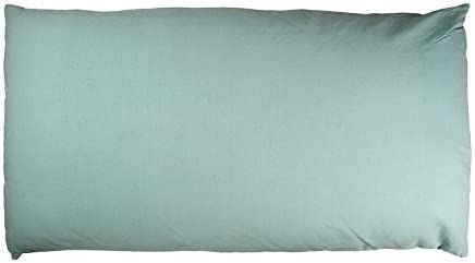 Thedecofactory Hip Hop Cojín, algodón, Azul, 60 x 110 x 3 cm: Amazon.es: Hogar