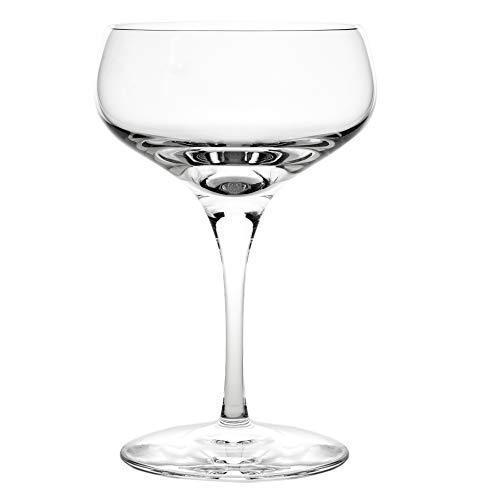 Andre Champagne - Sèvres 187950-8 Glass Boite 2 Coupes Champagne Andre Chenier, Glass