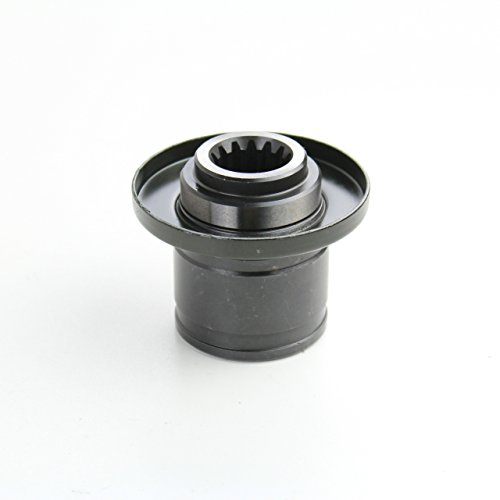 NICHE Front Differential Driveshaft Coupler Coupling Set for Yamaha Grizzly 660 2003-2008 by NICHE (Image #5)