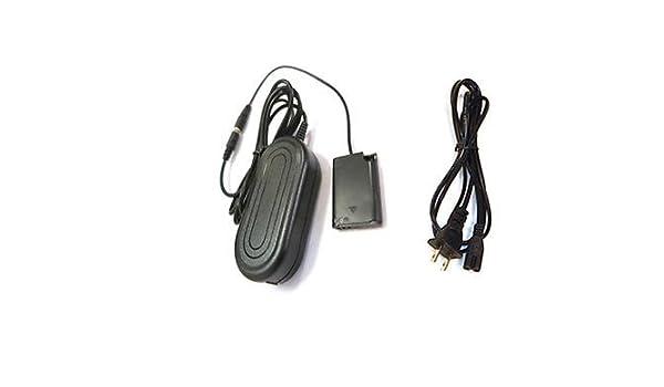 EP-67A DC Acoplador para NIKON COOLPIX S810 S810C P600 Adaptador de Alimentación de CA como EH-67A