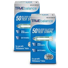 TRUEbalance Glucose Test Strips - 100 ct.