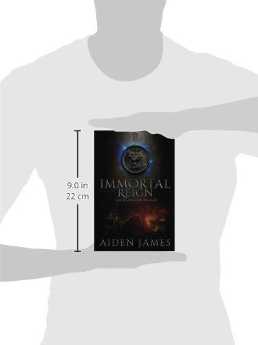 Immortal Reign (The Judas Chronicles) (Volume 2)