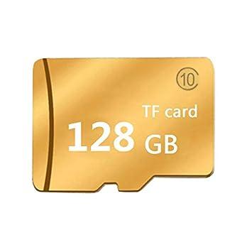 Tarjeta de Memoria SD Tarjeta de 16GB-128GB de Oro Micro SD ...