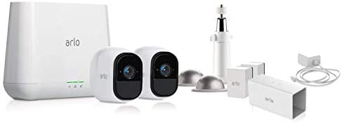 Arlo Pro VMS4230S-100NAR Wire-Free HD Camera Security System 2-Camera Kit