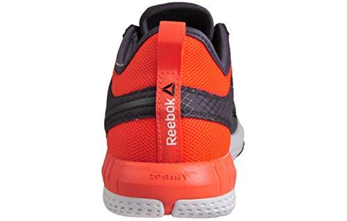 Coral Reebok White Grey Ash Zprint Femme Gris Black De Chaussures rq7rF