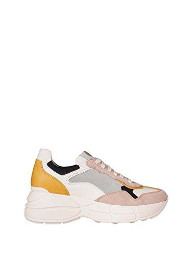 Pinky Baskets Blanc LEMARE' pour Femme wx4pWZq