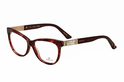 SWAROVSKI for woman sk5091 - 056, Designer Eyeglasses Caliber - Designer 2016 Eyeglasses