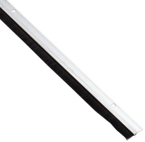 Hager 802s 36 Mil Brush Door Bottom Sweep Jamb Weatherstrip Split Astragal Hager Companies 053194