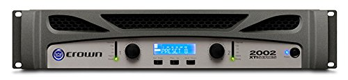 Crown Power Amplifier Portable Systems