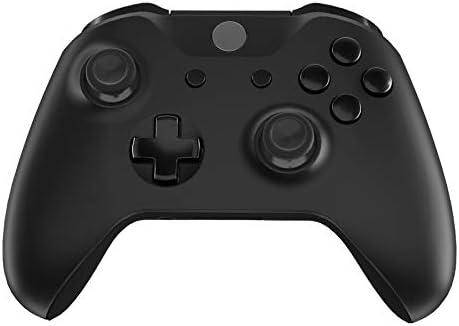eXtremeRate Botones Completos para Xbox One S/X Botón de LB RB LT RT Bumpers Triggers Gatillos D-Pad ABXY Start Back Sync Botones con Herramientas para Xbox One S One X(Modelo 1708)-Negro: Amazon.es: