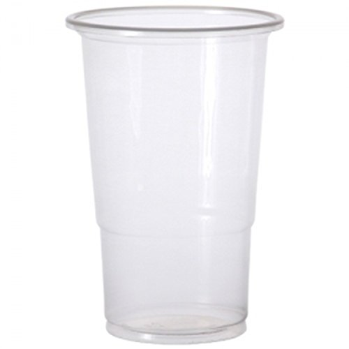 Party Dimensions 18 Ounce Clear Cups, 50 Count, (Pack of 2)