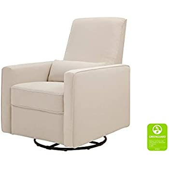 Amazon.com: Naomi Home Odelia balancín giratorio reclinable ...