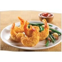 - Mrs Fridays Home Style Breaded Deep Cut Shrimp - 21/25 Count, 3 Pound -- 4 per case.