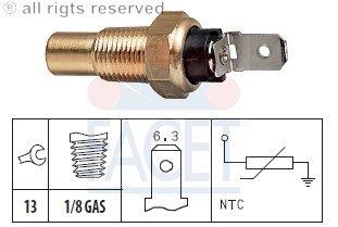 Facet - 7.3080 - Coolant/Oil/Fuel Temperature Senders
