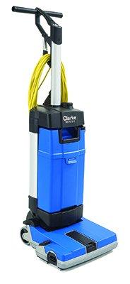 Clarke 107408161 Micro Auto Scrubber MA10-12E Complete with medium nylon brushes, 50ft cord, hose/wand kit, carpet care kit