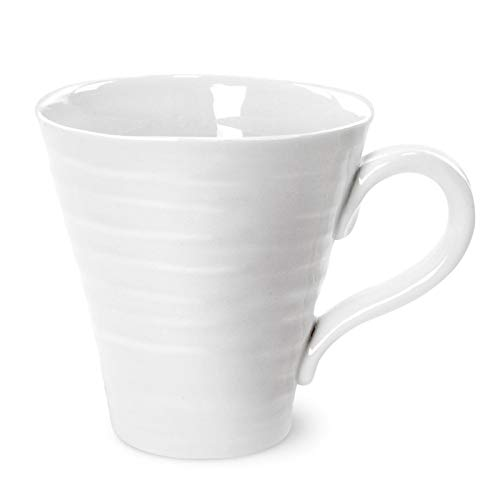 (Portmeirion Sophie Conran White Mug, Set of 4 )