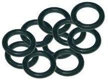 BargainBitz 4Mm Id X 2Mm O Ring Metric Rings Seal Plumbing Tap Washer Ab100//2 Qty 25