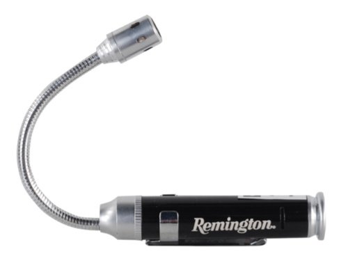 Interstate Arms Corp Remington Bore Light with attachments and 3 Batteries