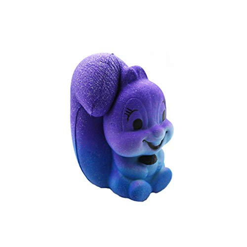 LIFE GOO Stress Reliever Toy Kawaii Cute Exquisite Fun Galaxy Squirrel Scented Charm Slow Rising Stress Relief Toys Jumbo Ball Squishies Scented Slow Rising Squeeze Toy Charm Toy