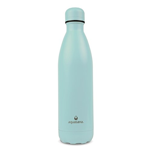 Aquasana AQ-INS-750-GLACIER.D Stainless Steel Insulated Bott