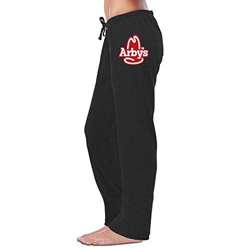 usa-arbys-logo-cool-womens-sweatpants-black-l