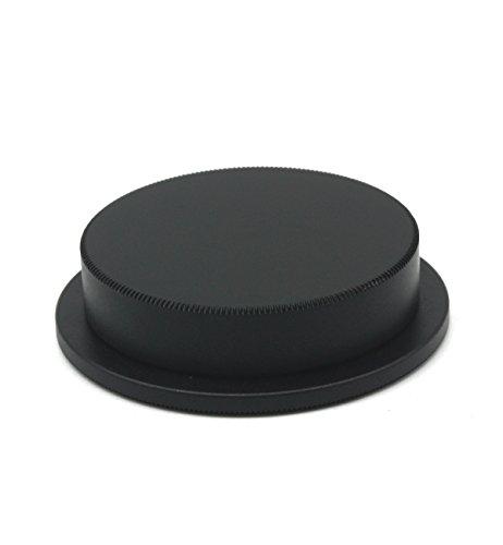 M39 Body - CEARI 39mm Screw Metal Body Cap and Rear Lens Cap Cover for Leica M39 Lens - Black