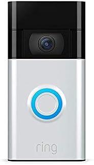 Nuevo Ring Video Doorbell – video HD 1080p, detección de movimiento mejorada y fácil instalación – Níquel sati