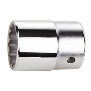 Ampro T335670 Douille 3/4' avec 12 Pans, 36 mm