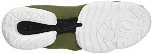 Freddy 3proballerina - Zapatos de Fitness Mujer Verde (Verde)
