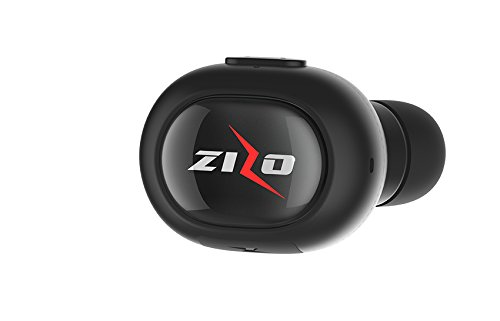 Bluetooth Earbud, Zizo [Resound] Mini in-Ear Wireless Bluetooth 4.1 Headset with Microphone - Hands Free Earpiece for iPhone, Android, Samsung, LG