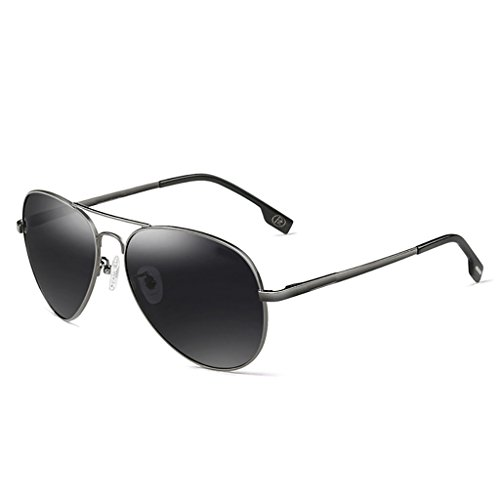 Polarized Yxsd 2 Hombres Metal Color para Hot 1 Frame Sunglasses Driving Fashion Mens 6PzPwIrqY