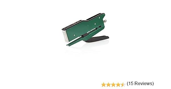 Zenith 130031 Pince 548/E - Grapadora (para grapas 6/4 y 6/6), color verde y negro: Amazon.es: Oficina y papelería