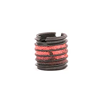 Made in US Meets AISI 12L14 E-Z Lok Externally Threaded Insert 7//16-14 Internal Threads 5//8-11 External Threads 0.656 Length Pack of 5 C12L14 Carbon Steel
