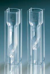 BRAND - UV-cuvette-semi-micro(pk100)filling vol-min(1.5mL) max(3.0mL), PK100