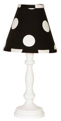 Cotton Tale Designs Hottsie Dottsie Lamp and Shade ()