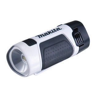 Makita ML100W 10.8-Volt Ultra Compact Lithium-Ion Cordless L.E.D. Flashlight (Tool only) (Makita Batter Charger)