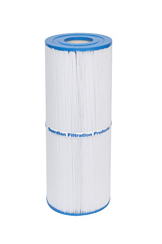 Guardian Filtration Products, Replacement Pool Spa Filter, For Unicel C-4950, Pleatco PRB50-IN, Filbur FC-2390 - Sundance Spa Filter Cartridges