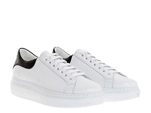 Bianco 2019 N 38 Estate Primavera nero Sneakers HWFdqff