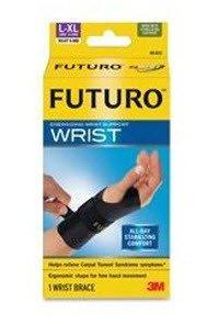 3M Consumer Health Care 48403EN Wrist Support Futuro Left Lg/XL 12/Ca