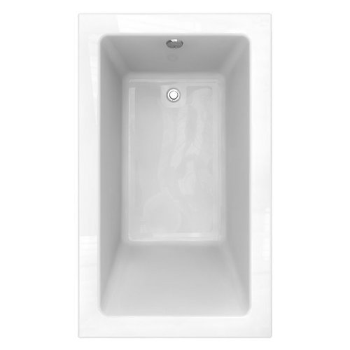 American Standard 2934002#D0.020 Studio Bathing Pool, 5-Feet by 36-Inch, White