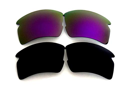 Lentes De Repuesto Para Oakley Flak 2.0 XL Polarizados negro y ...