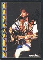 Jack McDowell Chicago White Sox 1992 Score Sidelines - Guitarist Autographed Card - Band Shot - Nice. This item comes with a certificate of authenticity from Autograph-Sports. Autographed